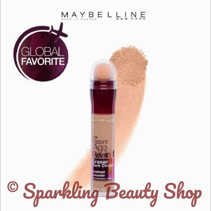 Maybelline Instant Age Rewind Eraser Dark Circles Treatment Concealer - Light Bestseller