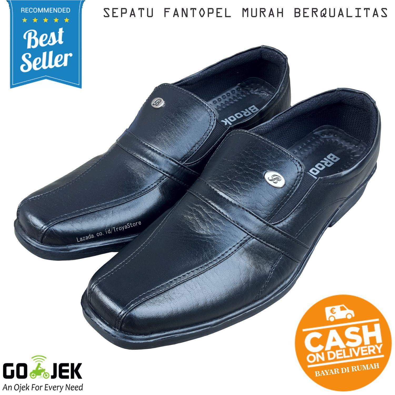 RAJASEPATU - Sepatu Fantopel   Sepatu Pantofel Pria Awet   Kuat   Sepatu  Pantofel Pria Casual d82fa8c8aa