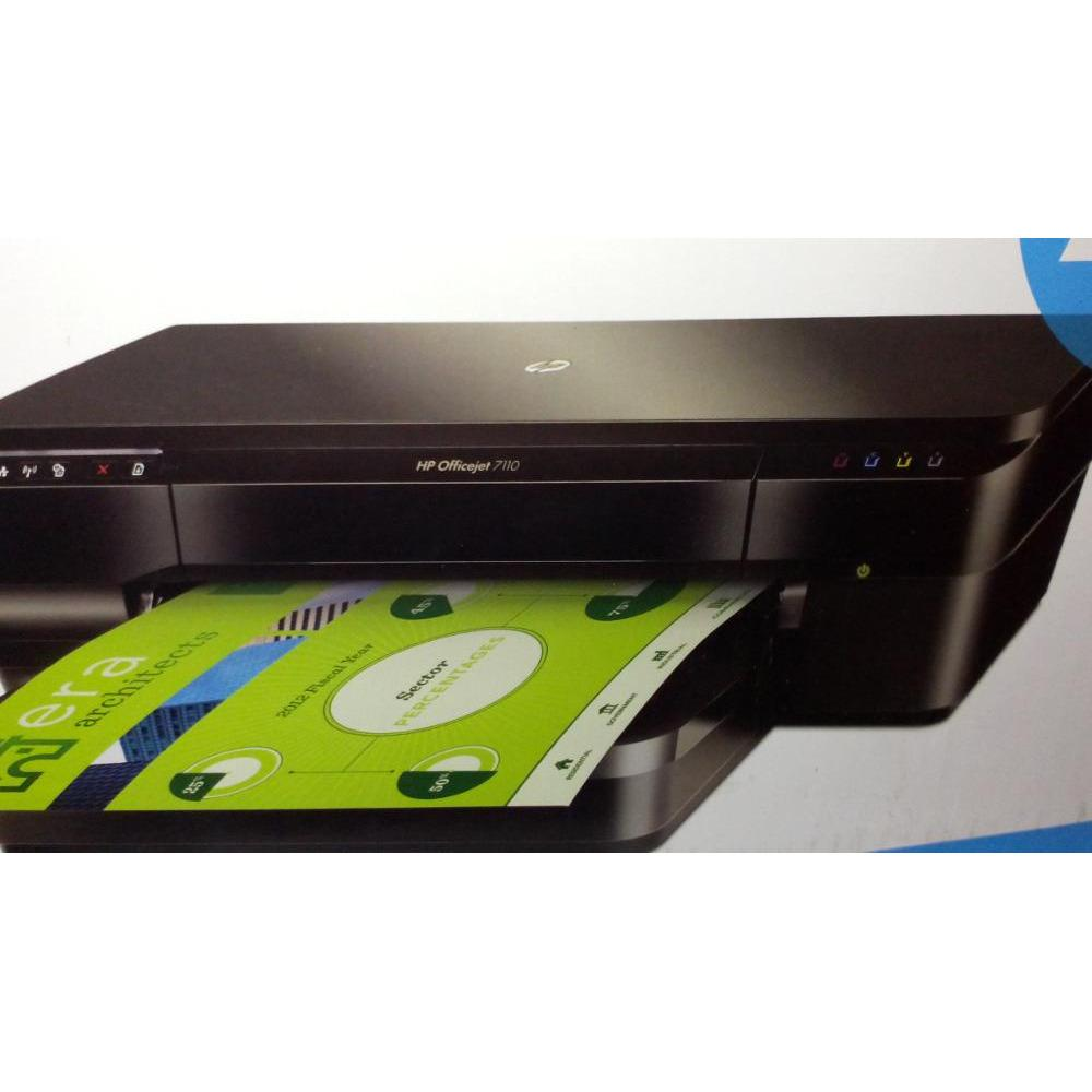 printer A3+ ,Hp officejet 7110
