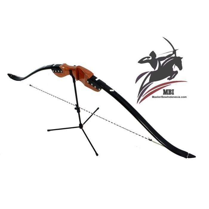 Busur Panah Panahan Archery Wooden Recurve Pvc Rucika By Busur Panah Galeri Murah.