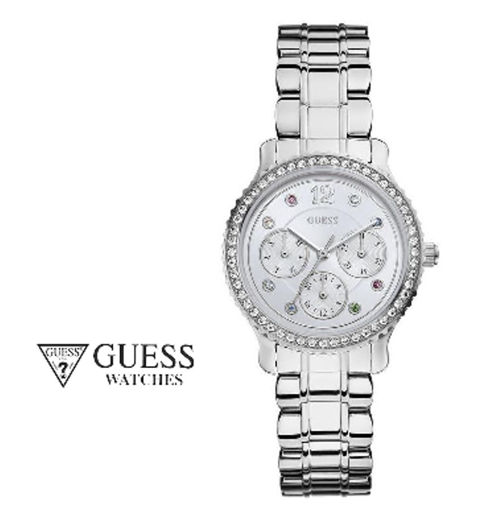 Jam Tangan Wanita Guess original W0305L1 Garansi resmi Guess MMBKL
