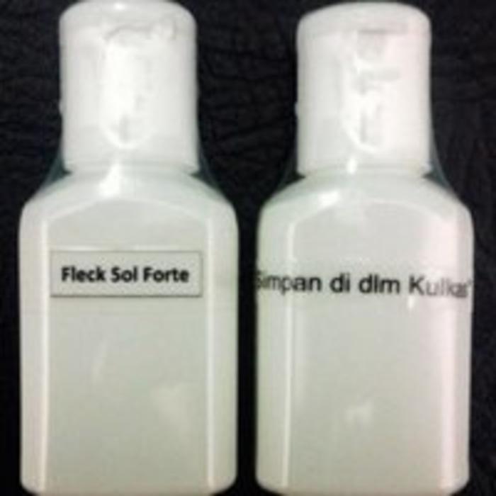 Market Style -  Flek Solution Forte -- Yang bagus dan lengkap komposisinya, bukan yg murah ( Flek