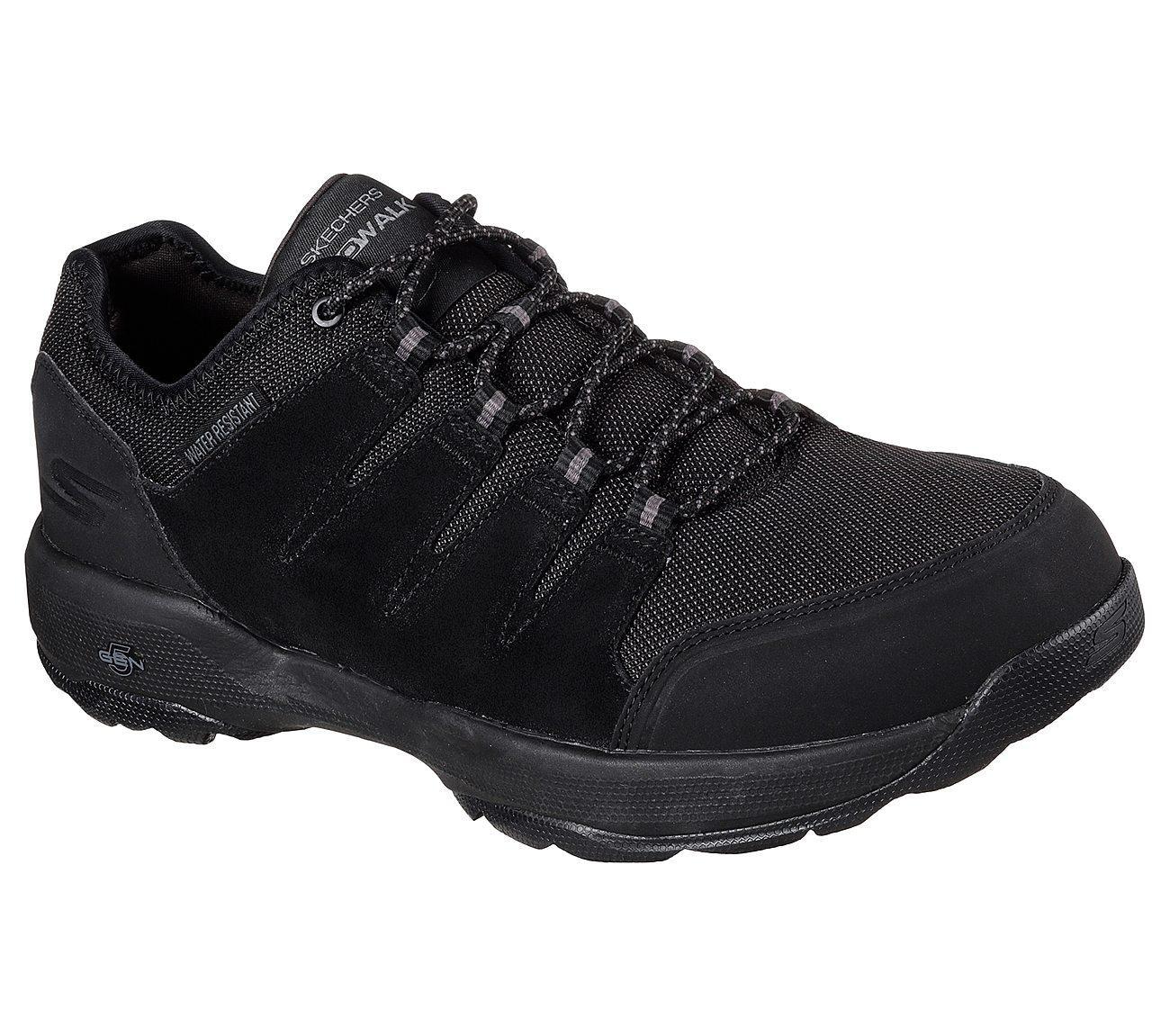 Skechers - Skechers GOwalk Outdoors 2 Sepatu Snekaers Pria - Hitam 907899f090