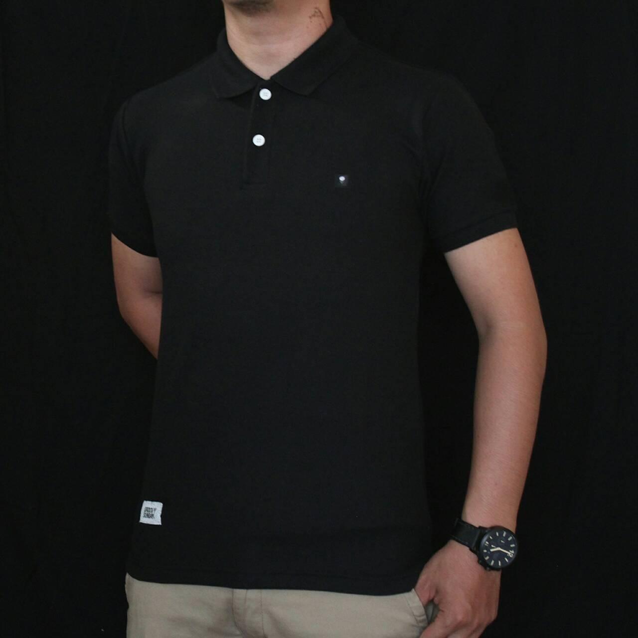 Urgent Clothing Kaos kerah Pria All size kombinasi warna