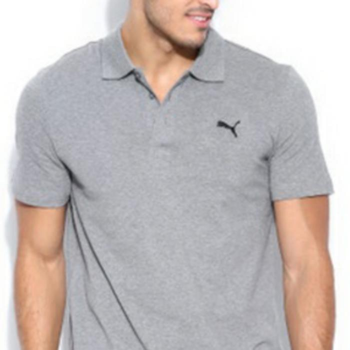NEW POLO SHIRT PUMA SPORTY CASUAL TERLARIS