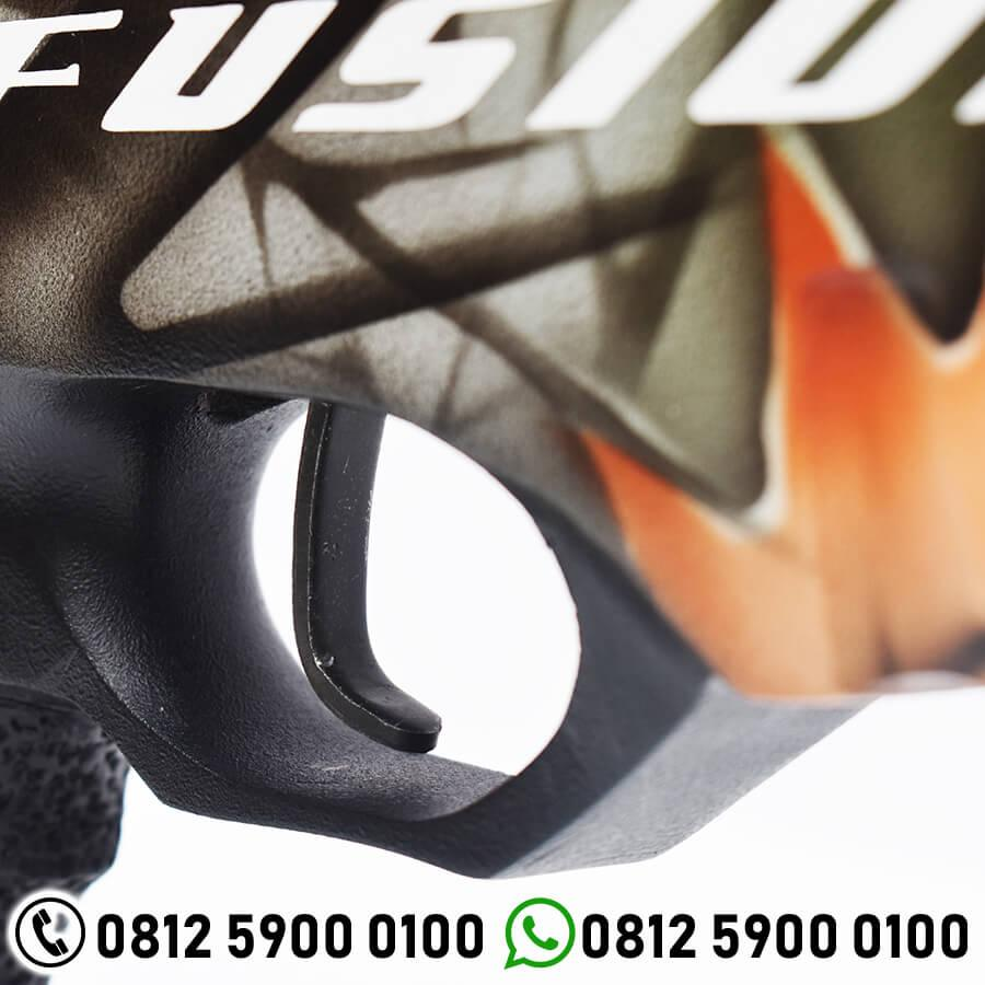 Fusion 25/60 Custom Camoflase + Manometer