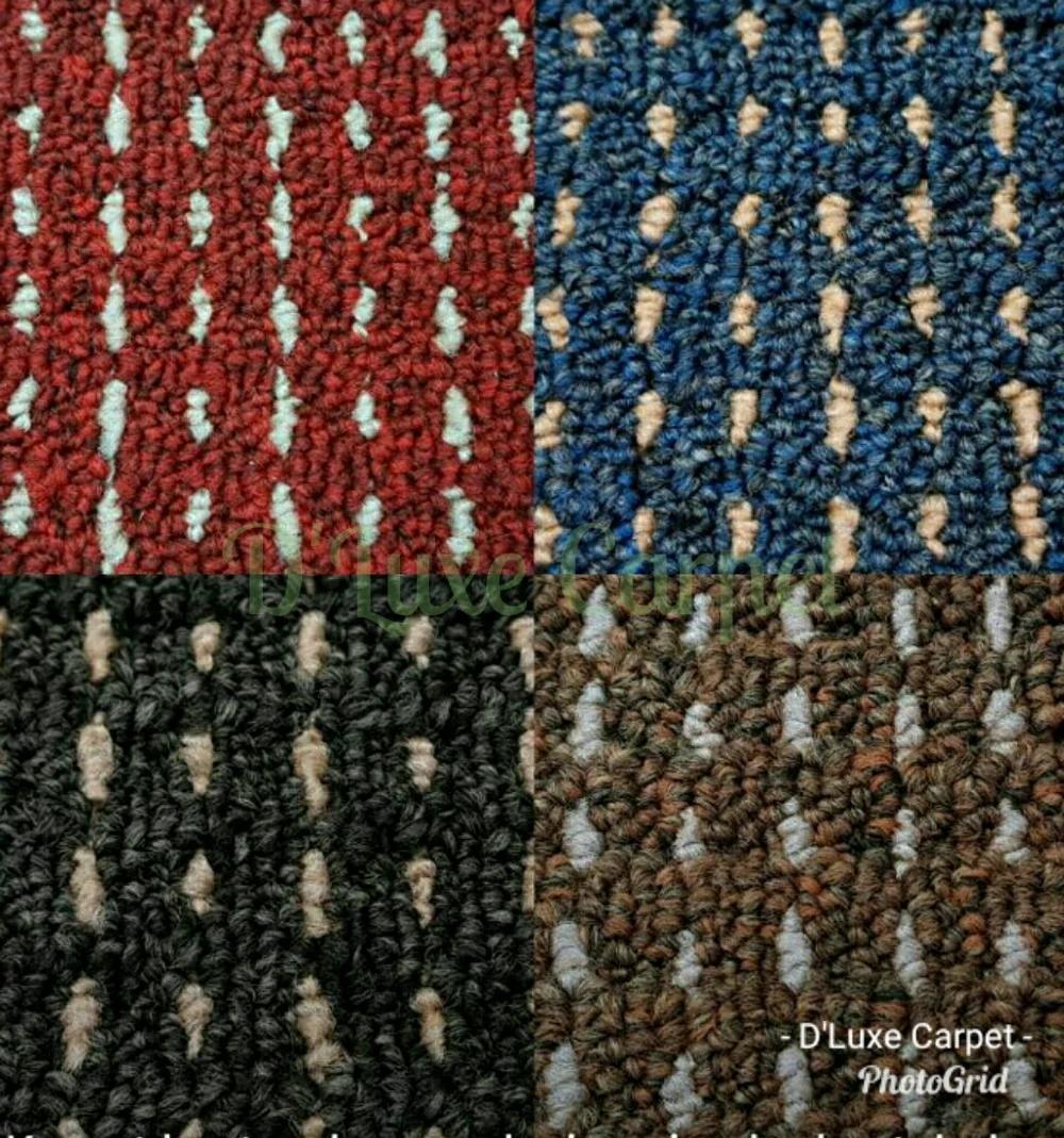 Premium Karpet Meteran Lebar 2 Meter Untuk Kantor Rumah Showroom