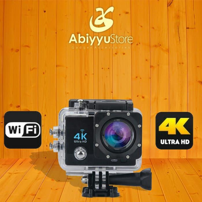 Sports Camera / Action Cam / GoPro 4K Ultra HD 16MP Layar 2