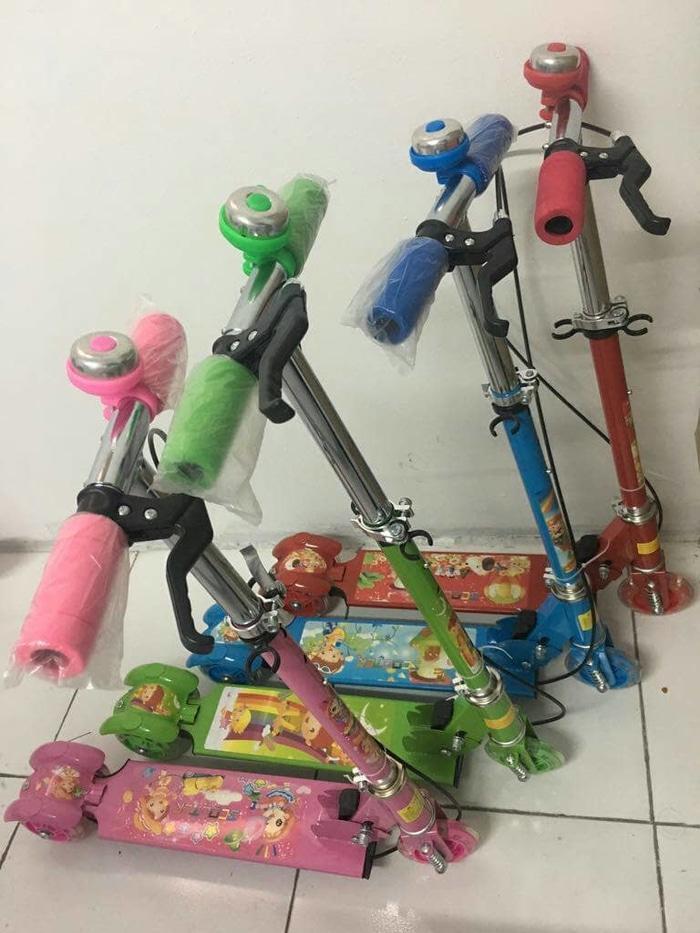 PROMO!!! scooter / skuter bell anak gambar karakter murah - kbJrVa