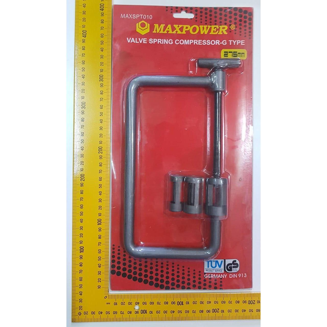 MAXPOWER Valve Spring Compressor Trekker Treker Buka Pasang Klep motor
