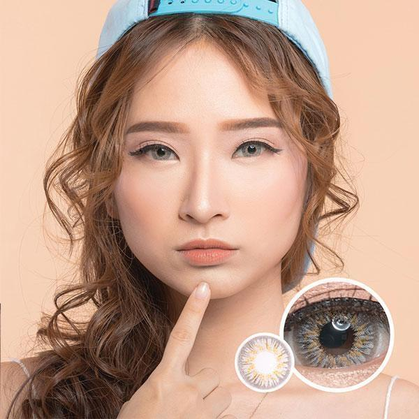 Softlens eos adelio grey