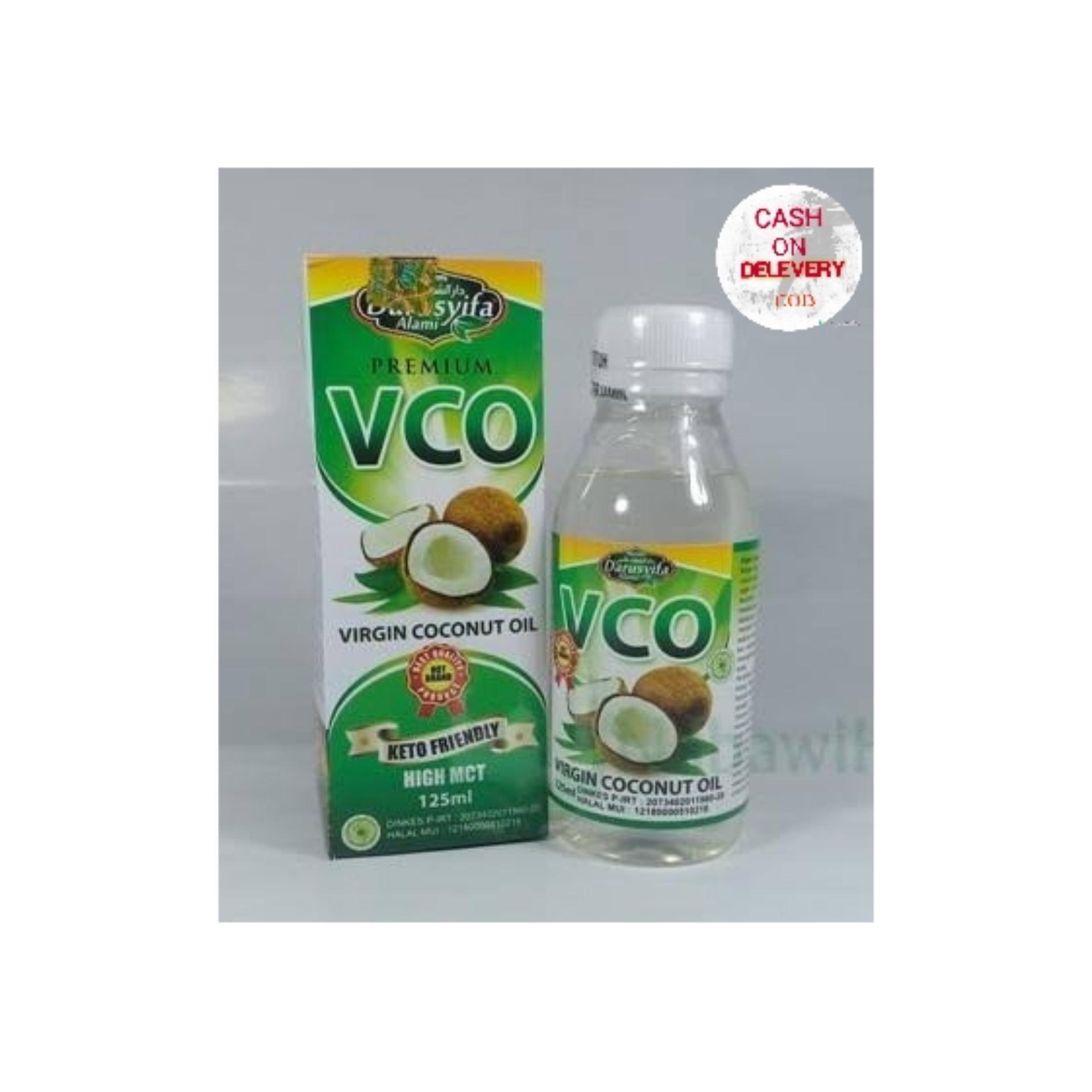 Minyak VCO Darusyifa - Virgin Coconut Oil - Herbal Diabetes Melitus