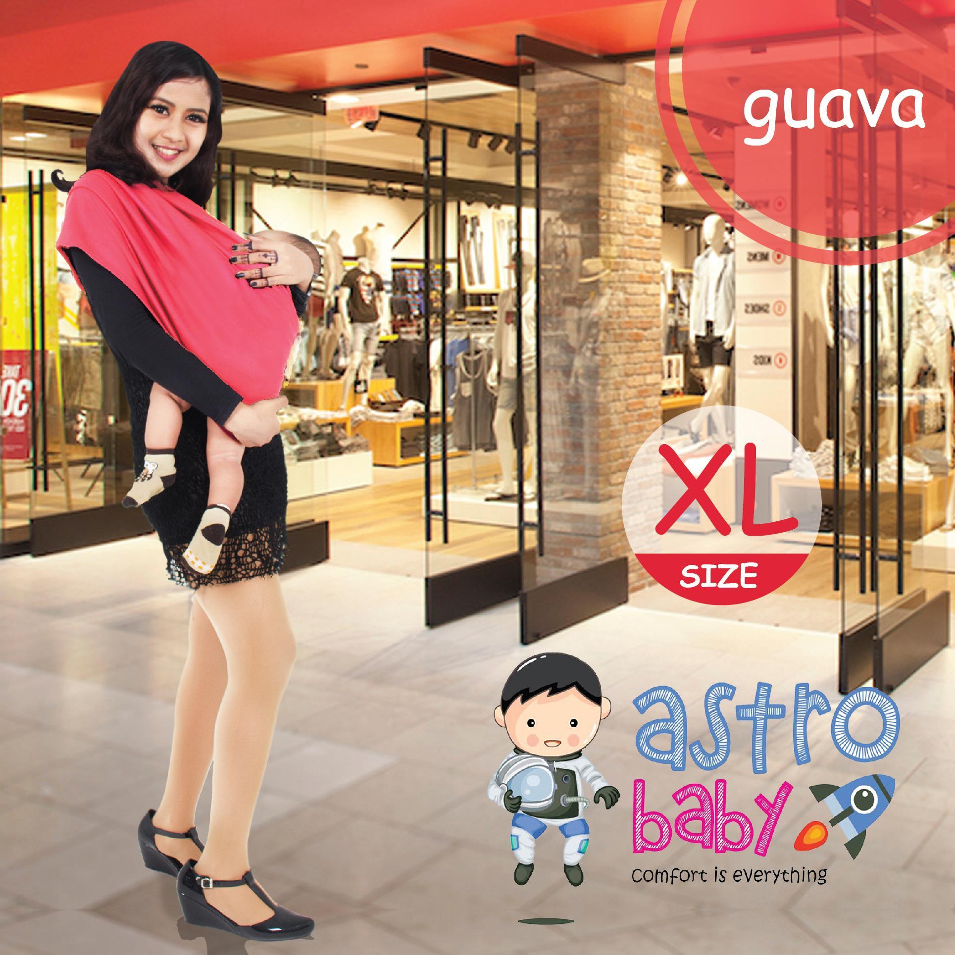 TERMURAH & BEST SELLER!! GEOS ASTRO BABY Kualitas PREMIUM - Gendongan Bayi Kaos Gendongan