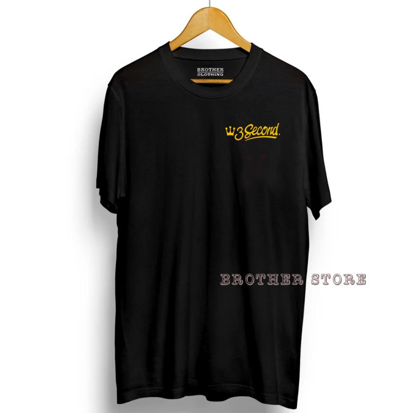Kaos Distro 3second US Little Yellow Premium
