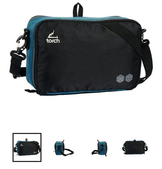 Best Top Seller!! Cloth Pack Torch Tagawa-Tosca Not Rei Consina Eiger Avtech - ready stock