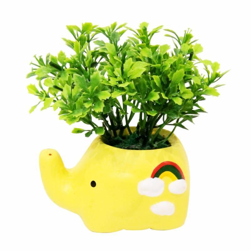 Rp 39.900. ARTIFICIAL FLOWER ELEPHANTIDR39900. Rp 39.900. JYSK - Tanaman Palsu ARTIFICIAL PLANT 17D047 D8XH13CMIDR39900