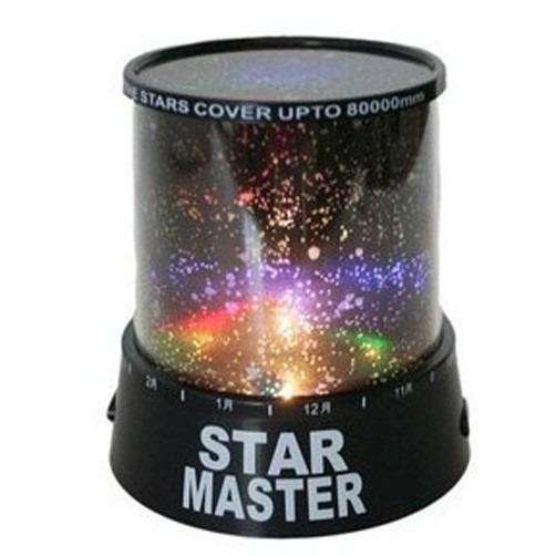 Star Master Lampu Hias Proyektor LED / Lampu Kamar Tidur Pembawa Hoki - Random