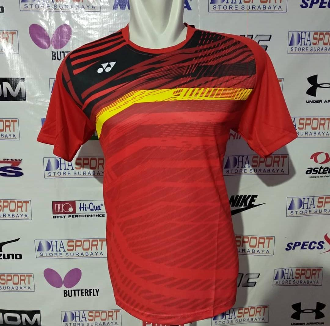 Kaos Baju Badminton Yonex 262 Jersey Bulutangkis Murah Promo Diskon Adha Sport