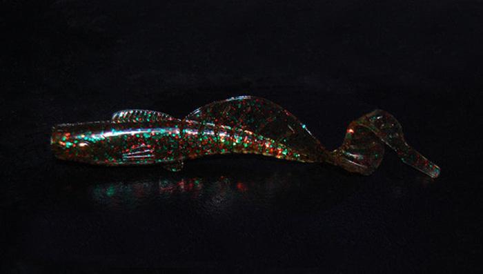 Umpan Pancing Lunak Ikan 3D