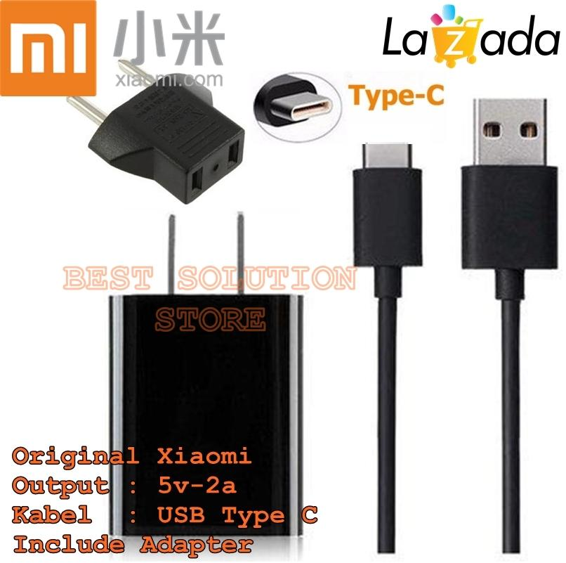 Xiaomi Travel Adapter Charger For Type C for Xiaomi Mi4C 2A Original Nonpack