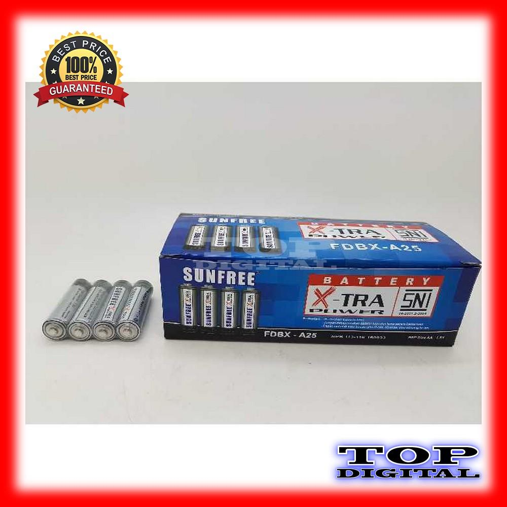 Buy Sell Cheapest Batere Baterai Aa Best Quality Product Deals Energizer E91 Max A2 Isi 2 Sunfree Battery Batre Berkualitas Murah