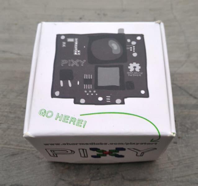 Toolkit - Cmucam5 Pixy Smart Vision Sensor - ready stock