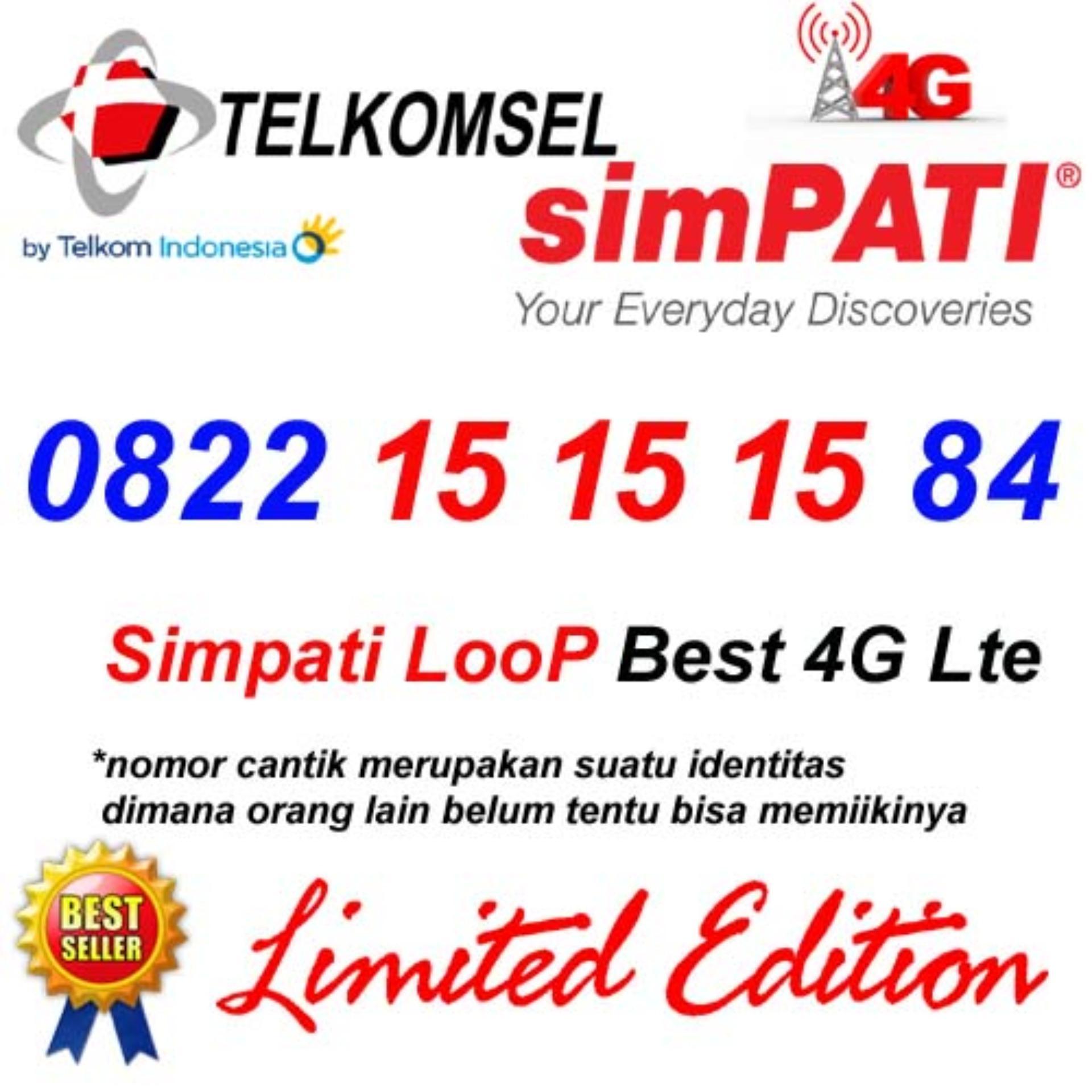 Telkomsel Terlengkap Pulsa Data Rp 150000 Simpati Loop 4g Lte 0822 15 84 Kartu Perdana Nomor Cantik