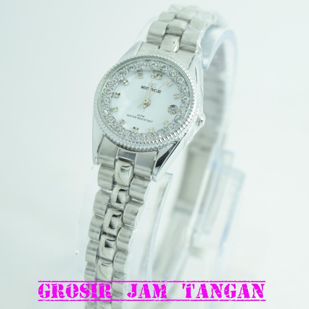 Jam Tangan Mirage Wanita Mewah Elegan Original Bergaransi #Grosir Jam Tangan