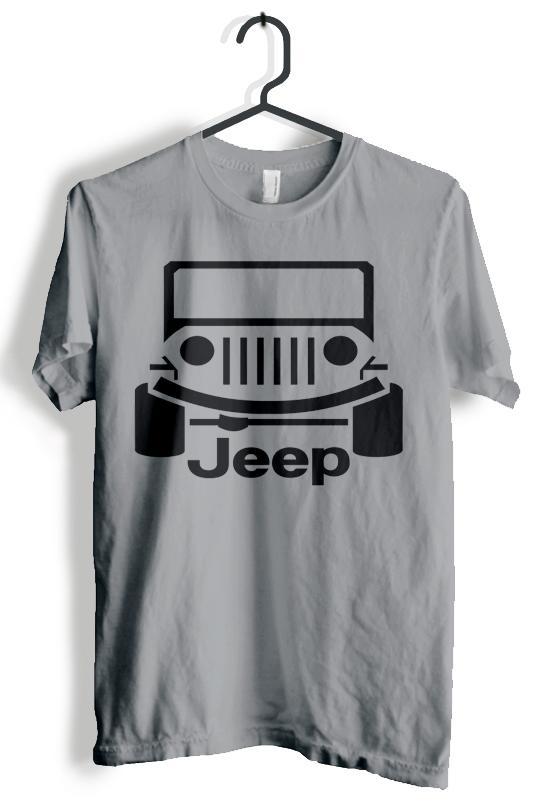 Promo Kaos Jeep 4 By Shidqi Fashion.