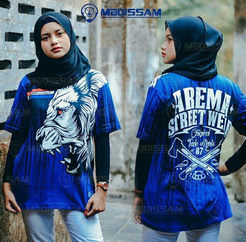 Baju Kaos Distro Arema fc suporter aremania bagus murah bahan katun asli malang original