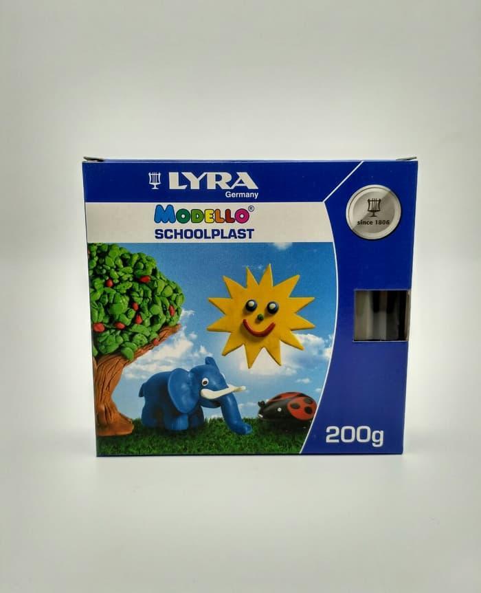 TERLARIS LYRA Modello Schoolplast Set 200 gr PROMO