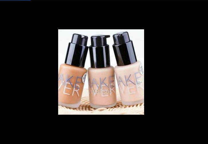 Make Over Ultra Cover Liquid Matt Foundation - Makeover