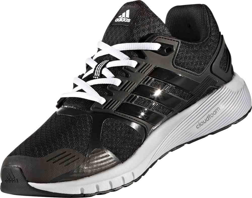 Adidas Sepatu lari Duramo 8 M Cloudfoam - BA8078 - hitam