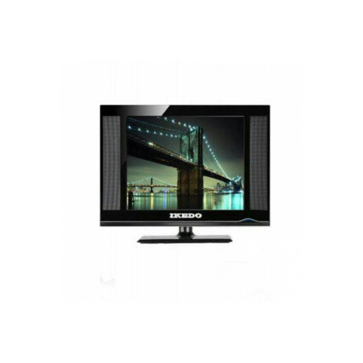Ikedo Led Tv 17 Inch Hitam Cek Harga Terkini Dan Terlengkap Indonesia 32 M1a Dolby Surround Sytema Gratis Powerstrip Huntkey Sga301 Lt 17l2u