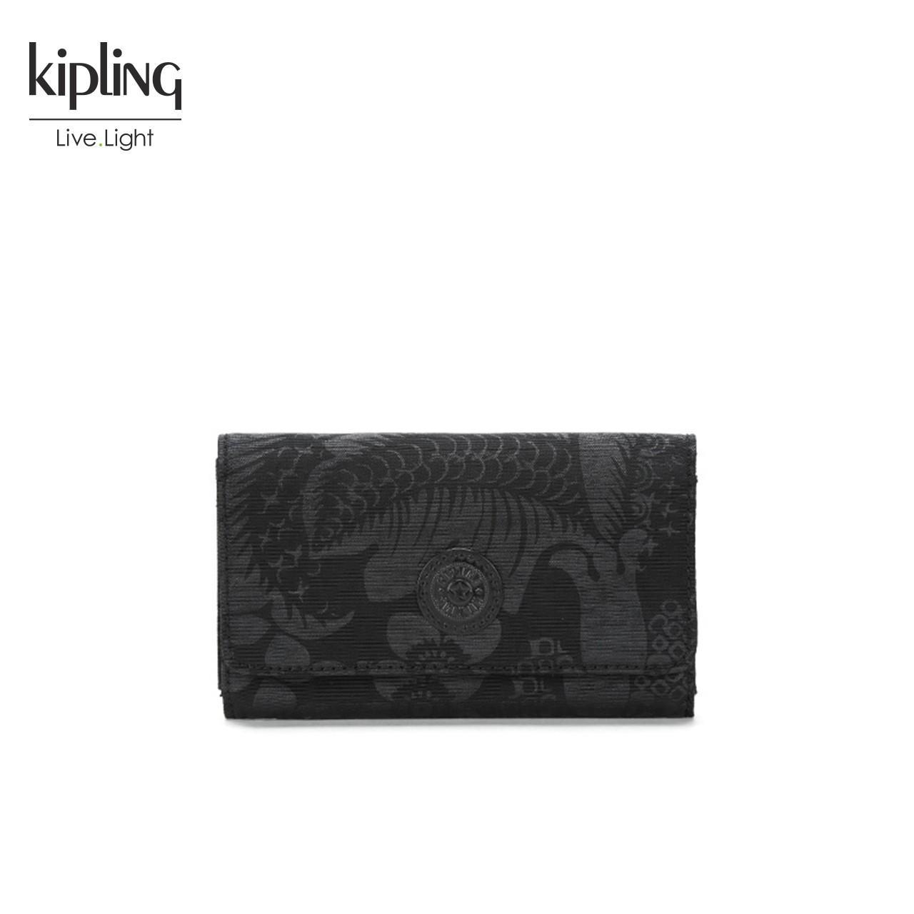 [Hui] Kipling Kay Lin 2018 model baru tas tangan tas wanita K13107 kompak lipat