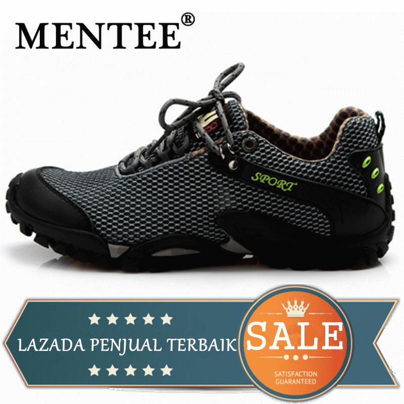 Perjalanan Olahraga Ransel Hitam. Source · MENTEE Pria Mendaki Sepatu  Olahraga Luar . 2558220dd5