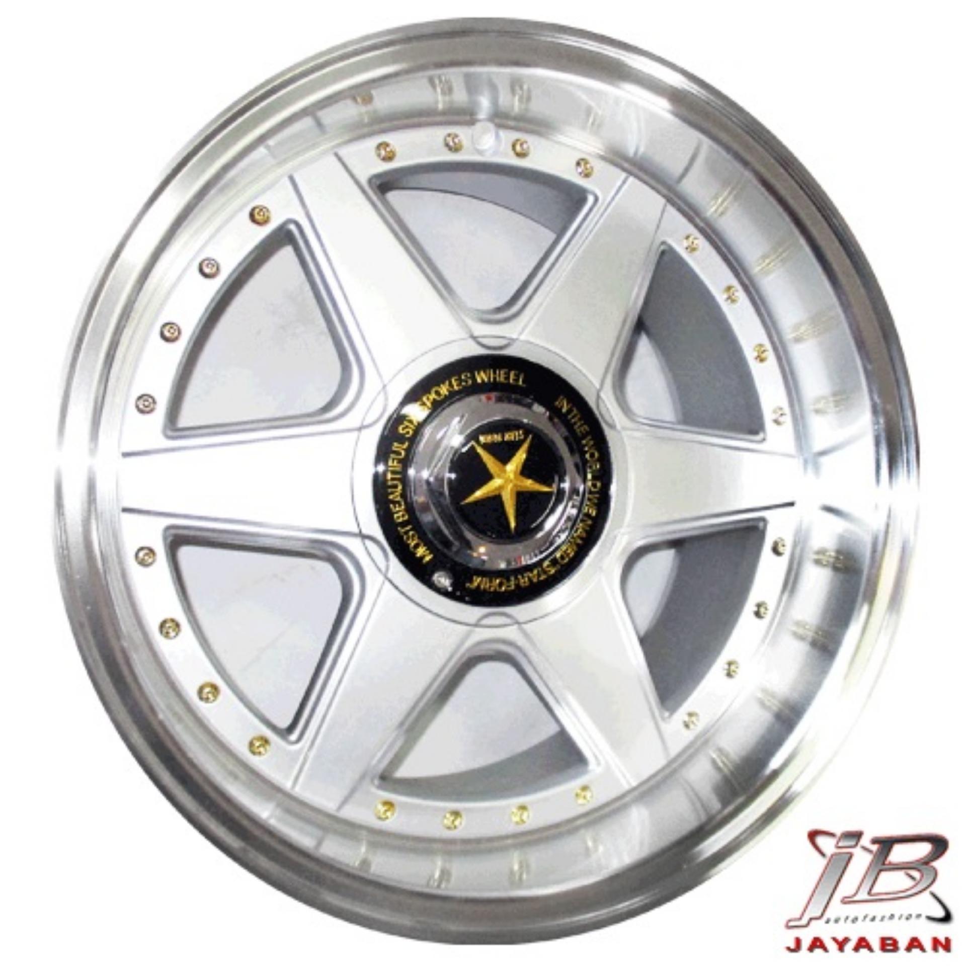 Velg racing ring 16 inch rep. Starform Lebar Belang PCD 4x100 / 4x114.3 /H8