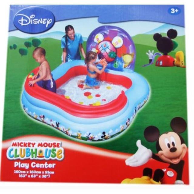 Best price !! Mickey mouse clubhouse  play center kolam renang anak Cek stok dlo