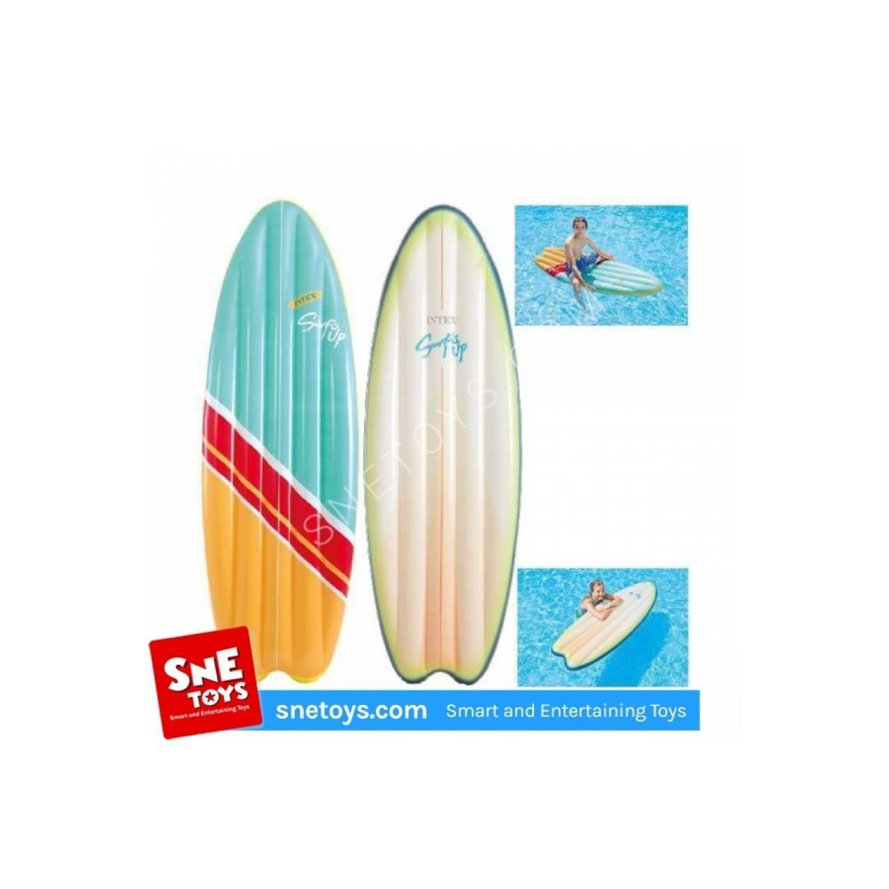 Promo Terlaris Pelampung Lengan Roll Up Arm Bands Pool School Step 3 Intex 56643 Termurah Kolam Renang Swim Center See Through Round 57489 Blue Surfs Mats Inflatable Surfboard Float Rafts