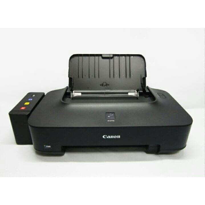 Printer Canon Pixma IP 2770 infus Box exclusive Variasi Tidak Ada