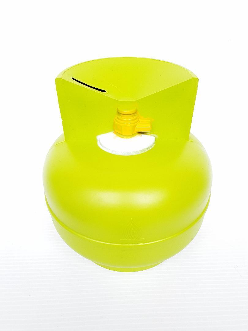 Celengan Plastik Unik Bentuk Tabung Gas Elpiji 3kg