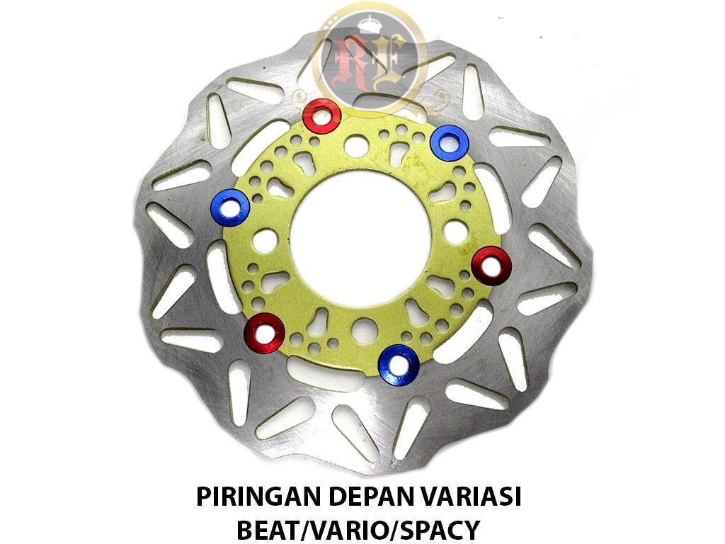Piringan Depan Variasi Beat/vario/spacy By Universal Market.