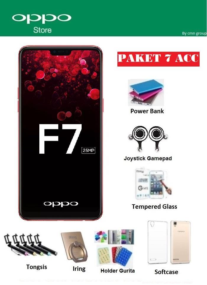 Oppo F7 Ram 4/64GB - Gift 7 Items