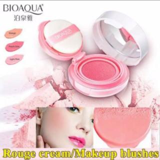 DEVE -COD BIOAQUA smoot muscle flawless BOAQUA BLUSH ON make up wajah kecantikan wanita perona pipi best seller original thumbnail