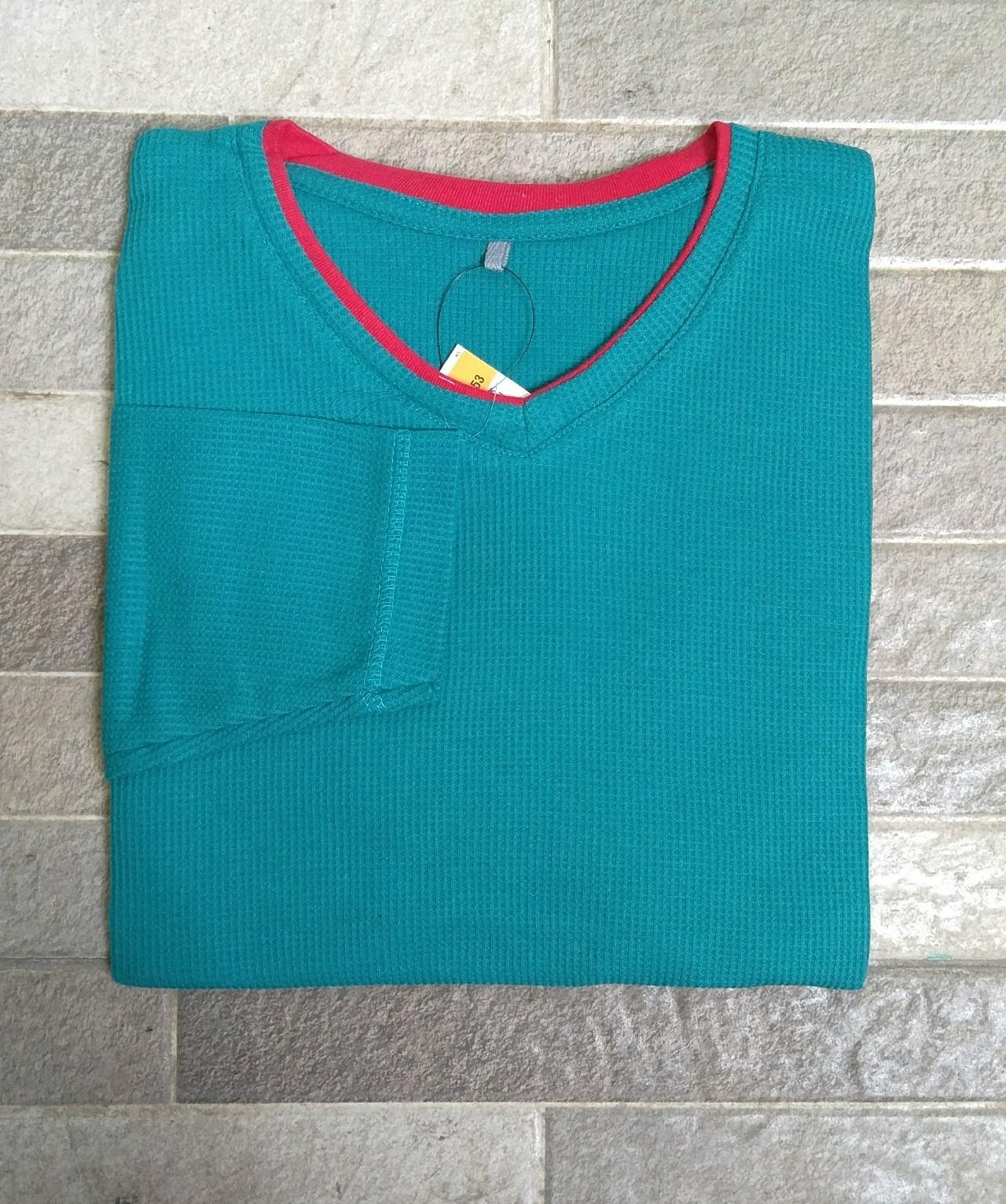 Buy Sell Cheapest Terlaris Kaos Polos Best Quality Product Deals Maroon Triton Wafer