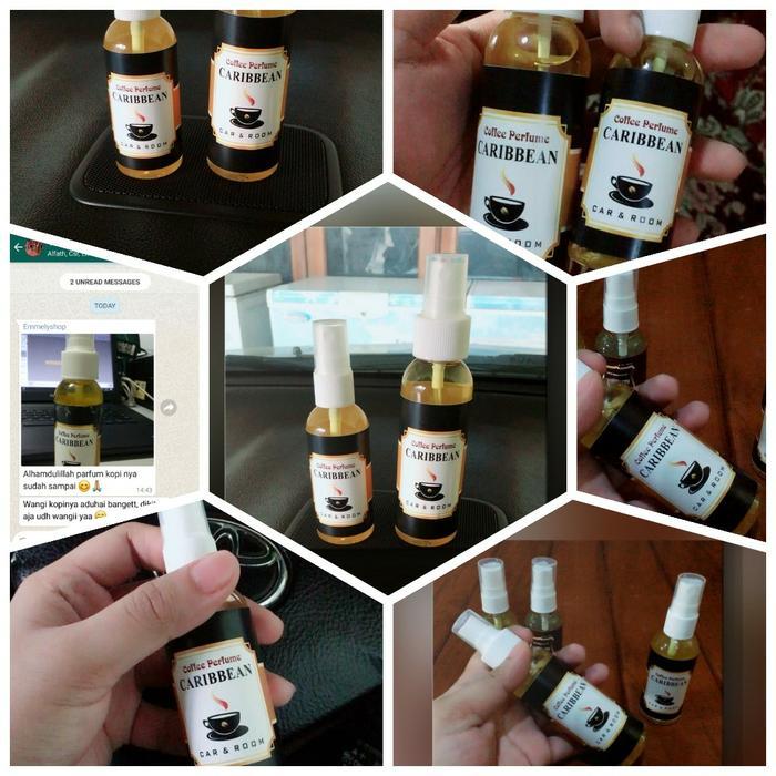 HOT SPESIAL!!! Parfum Aroma Kopi | Cara Membuat Potpourri