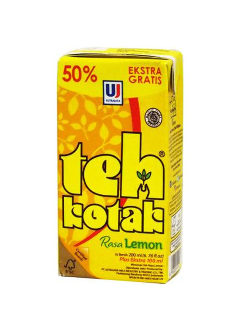 Buy Sell Cheapest Teh Kotak Lemon Best Quality Product Deals Walini Celup Rasa Blackcurrant 25x2g 200ml Milkmart