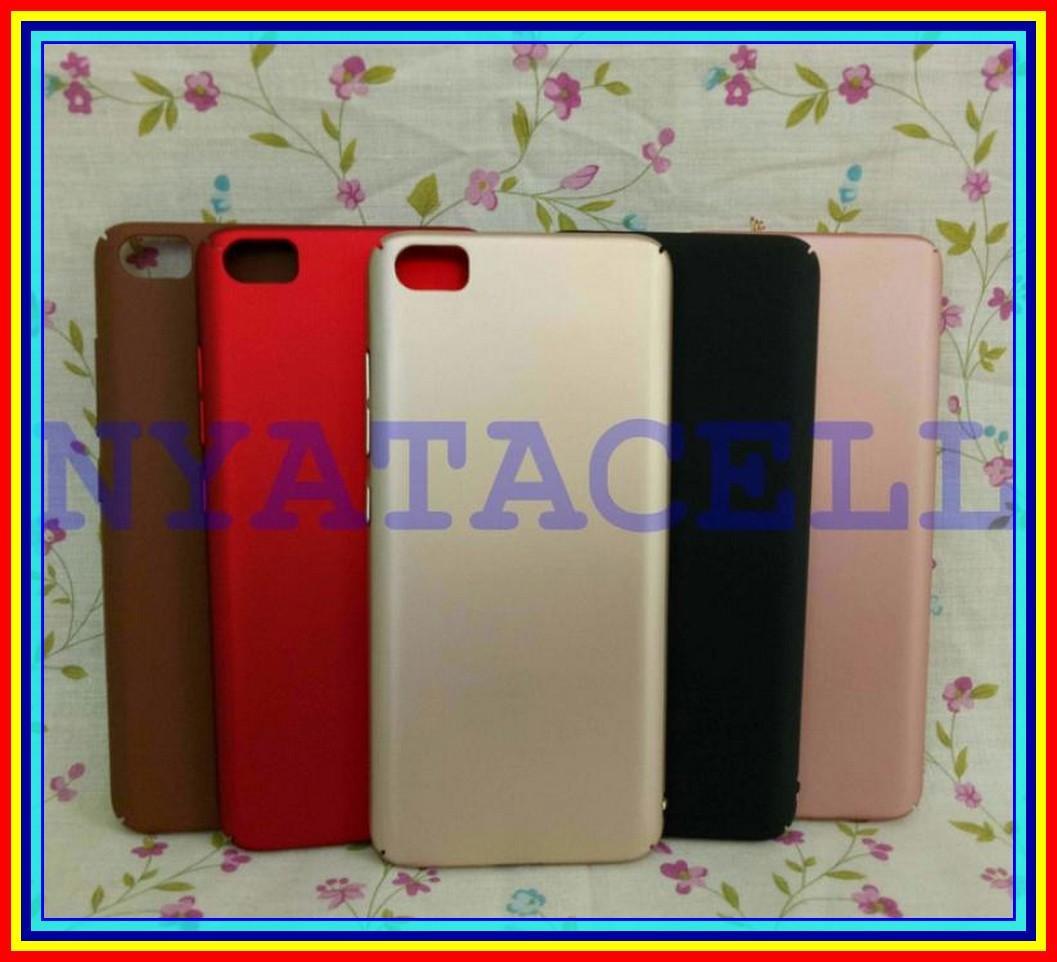 Hard Case Baby Skin XIAOMI Mi5 Mi 5 Pro Soft Touch Matte Dove Ge - Navy