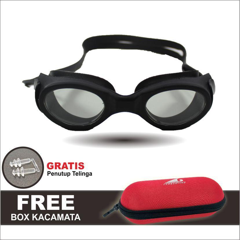 Weitech Kacamata Renang Anak + Penutup Telinga 9600 By Weitech.