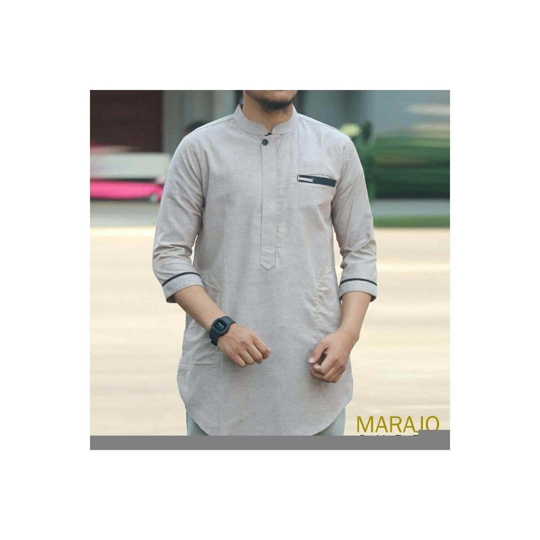 PROMO Baju Premium koko gamis premium pakaian muslim pria wanita anak